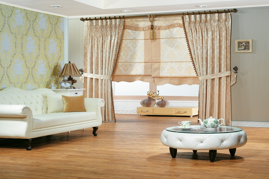 5 lưu ý khi mua rèm cửa cho phòng khách đẹp