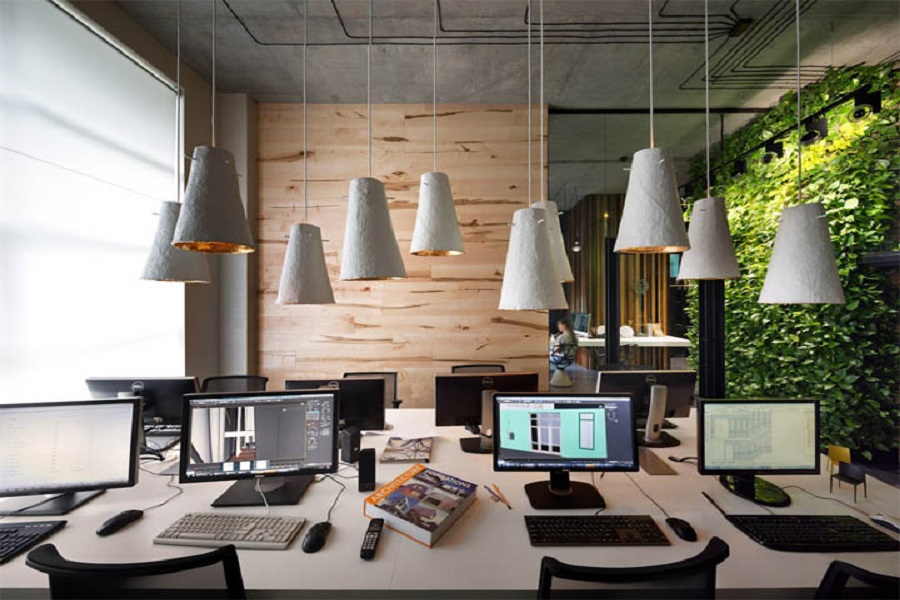 cách thiết kế phòng làm việc