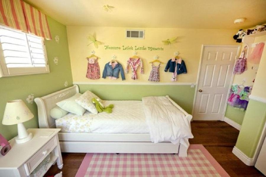 Cách trang trí phòng ngủ bé yêu theo tính cách 02