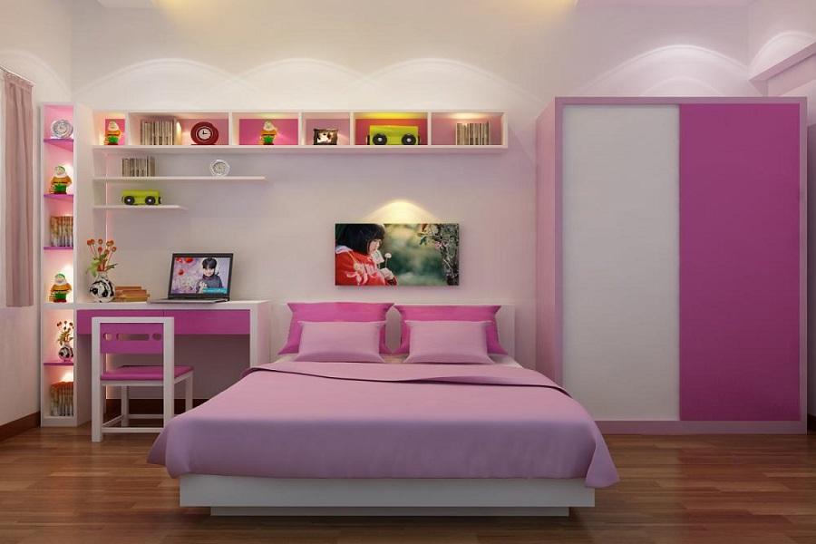 Cách trang trí phòng ngủ bé yêu theo tính cách 04