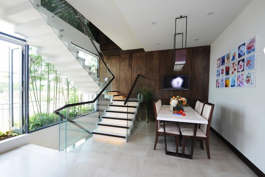 Chiêm ngưỡng mẫu biệt thự 3 tầng hiện đại nhiều người mơ ước 07