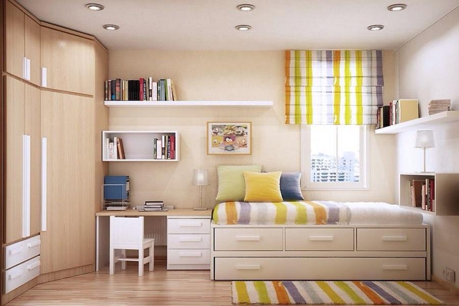 Điểm danh 10 sai lầm dễ mắc khi thiết kế nội thất phòng ngủ 03