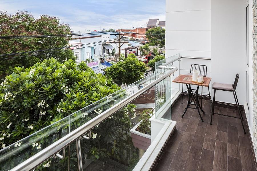 """""""Đột nhập"""" mẫu biệt thự 2 tầng đẹp như mơ tại Hà Nội 10"""