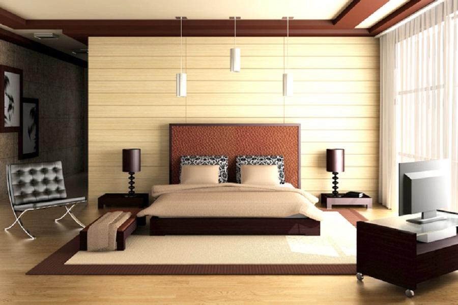Gợi ý cách thiết kế phòng ngủ mang phong cách Nhật Bản