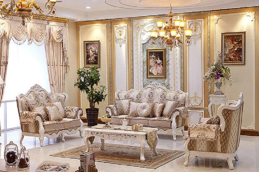 Lóa mắt  với thiết kế nội thất xa xỉ của mẫu biệt thự đẹp ở giới thượng lưu 06