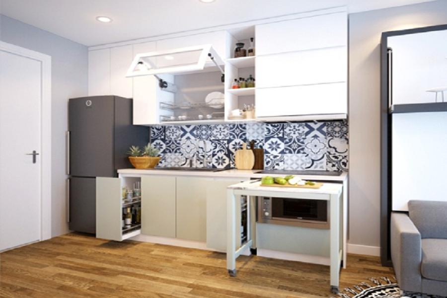 nội thất thông minh cho nhà thêm rộng rãi