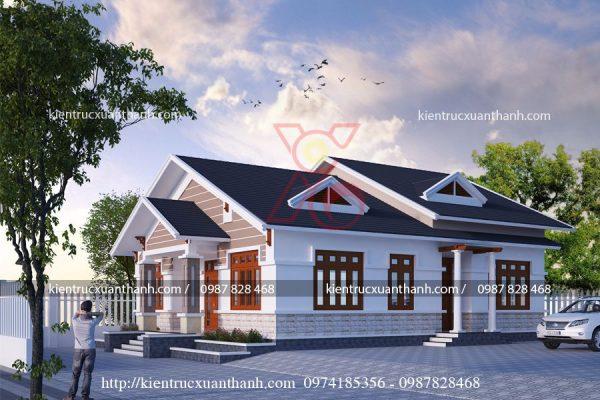 nhà 1 tầng đẹp BT18245 - Ảnh 1