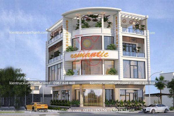 thiết kế nhà 3 tầng đẹp BT18470.1