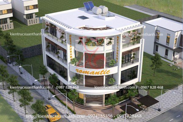 thiết kế nhà 3 tầng đẹp BT18470.2