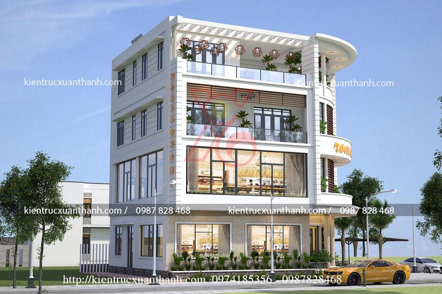 thiết kế nhà 3 tầng đẹp BT18470.3