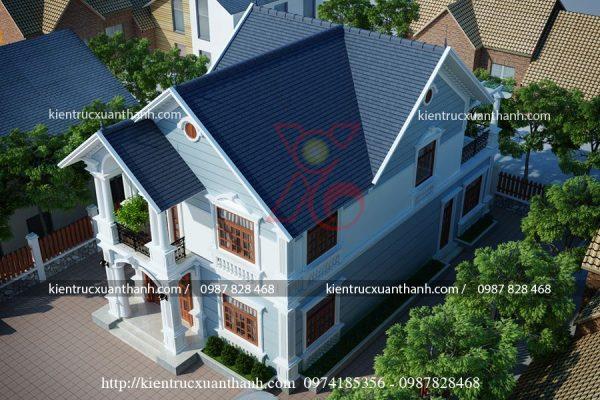 mẫu nhà đẹp 2 tầng BT18288 - Ảnh 3
