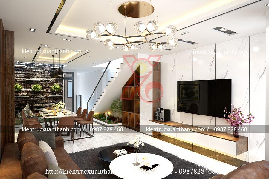 thiết kế nội thất nhà ở đẹp 51.3
