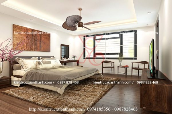 thiết kế phòng ngủ master 47.1