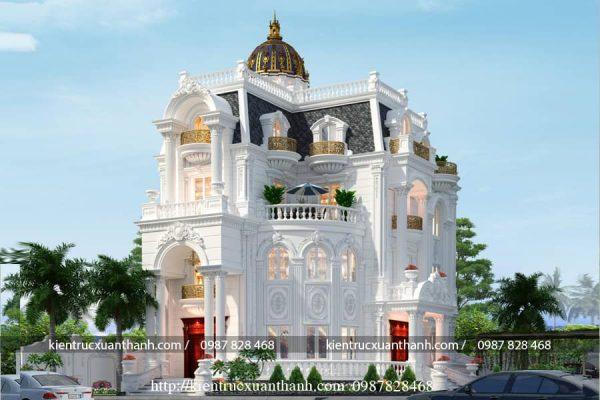 thiết kế nhà 3 tầng đẹp BT18475 - Ảnh 4